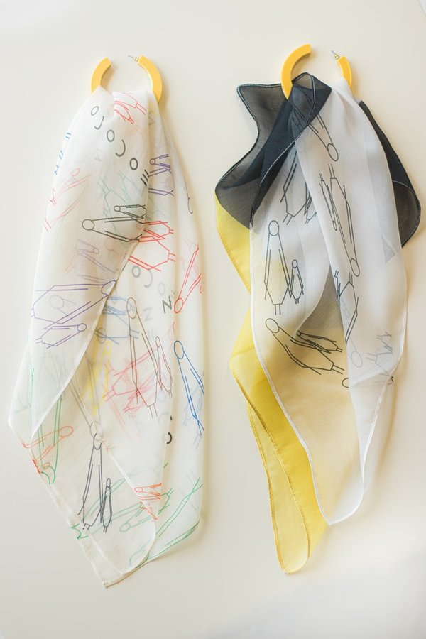 Neococo Mother and Child Scarf