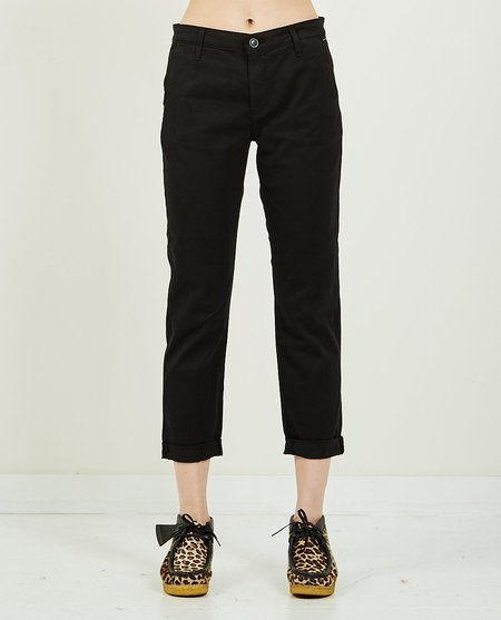 AG Jeans CADEN CHINO - SUPER BLACK