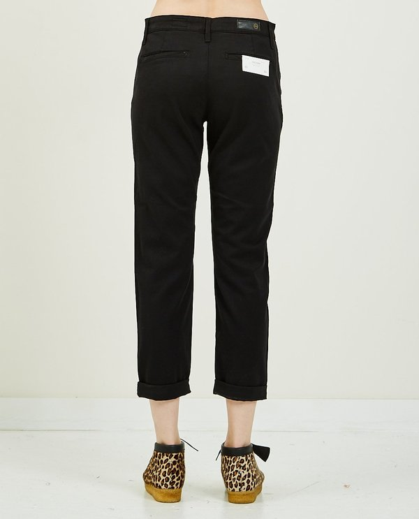 AG Jeans CADEN CHINO - SUPER BLACK