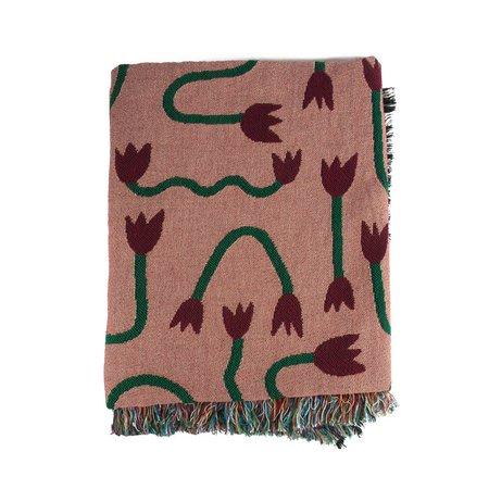 LCQSK The Tulip Blanket