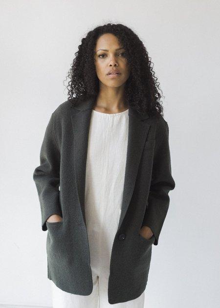 Line Knitwear Penelope Jacket - Combat