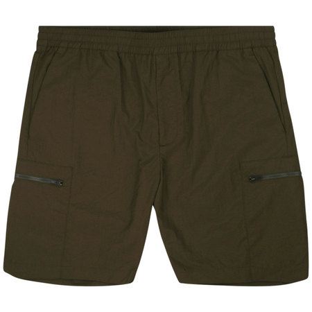 Norse Projects luther straight short - Ivy Green