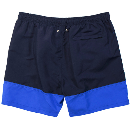 Norse Projects hauge colour block swimmers - Dark Navy