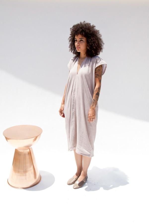Miranda Bennett Salton Everyday Dress, Double Gauze