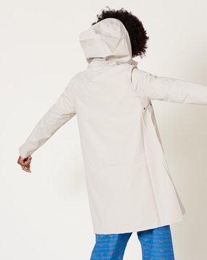 Unisex Stutterheim Lightweight Mosebacke raincoat - Light Sand