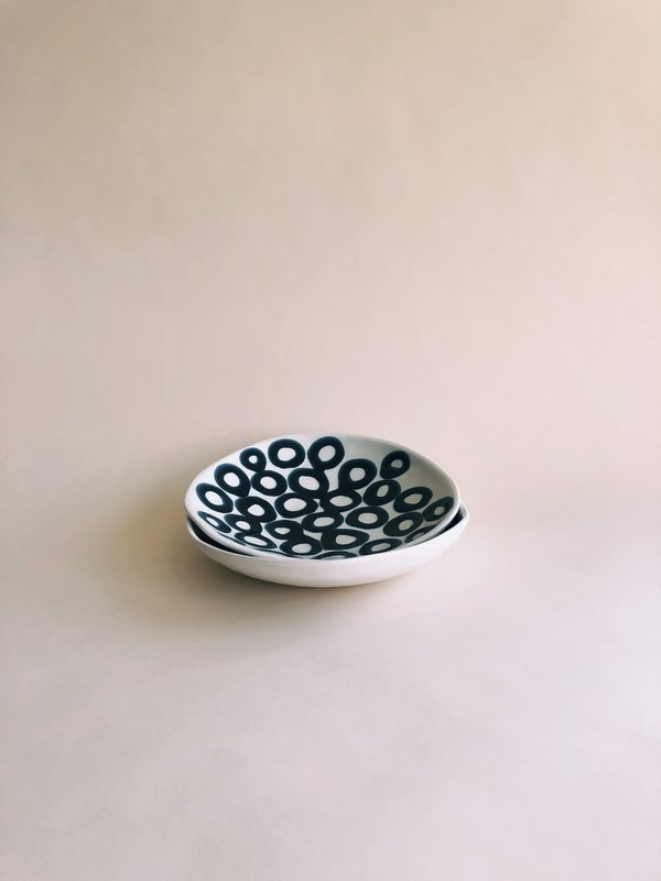 The Object Enthusiast Loop Plate - navy