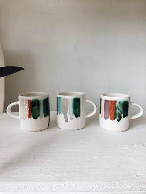 The Object Enthusiast Rainbow Drip Mug - Style 2