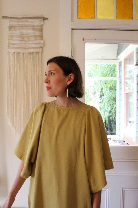 Ilana Kohn Iona Dress - Ochre
