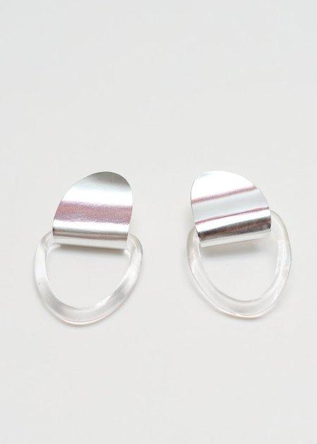 Annika Inez Gentle Fold Earring