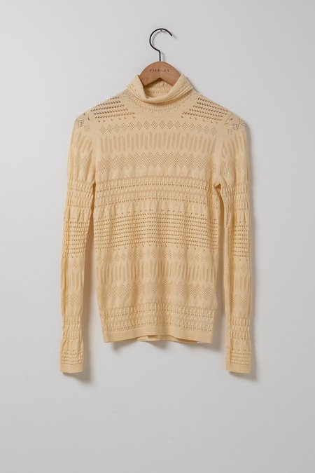 Dorothee Schumacher Sleek Sophistication Pullover - Cream