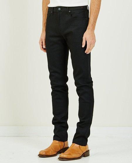 KATO THE PEN SLIM PANT - RAW BLACK