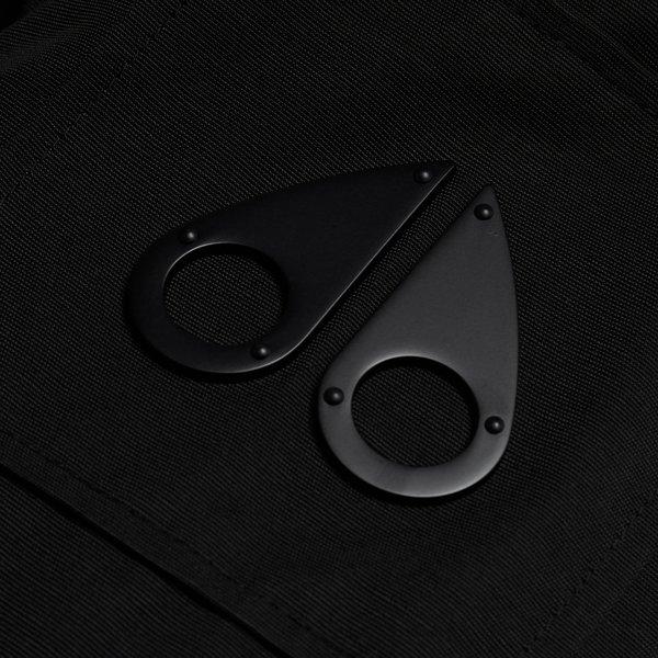 MOOSE KNUCKLES Stirling Parka - Black/Black
