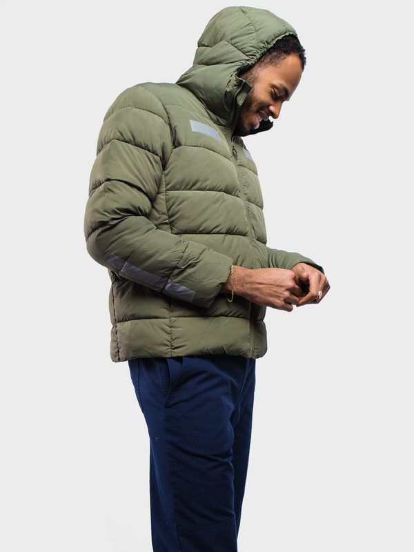 Soulland Nils Puffer Jacket