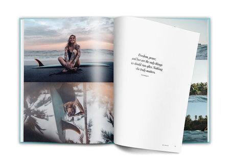 Carolina Amell Surf Like A Girl Book