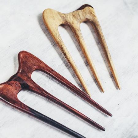 SAYA Barrette hair fork