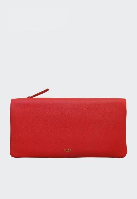 Wos Big Sensation Wallet - Red