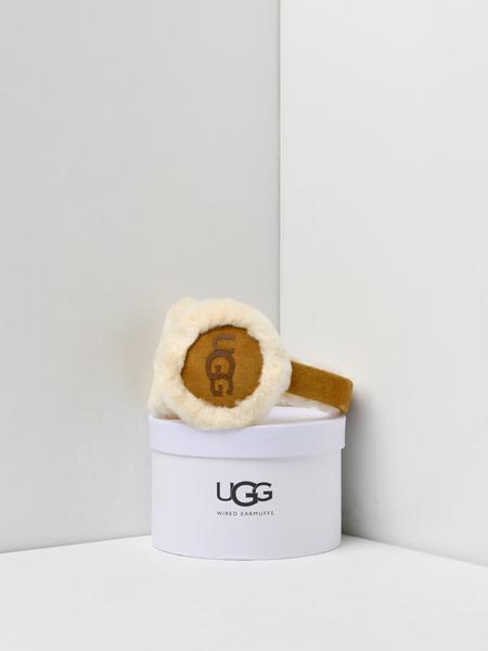 UGG CLASSIC TECH EARMUFF - CHESTNUT