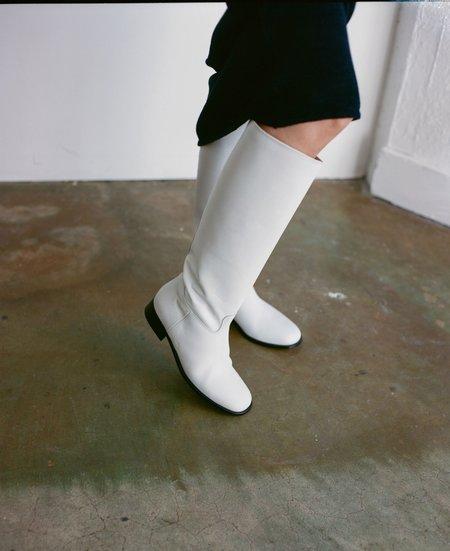 Maryam Nassir Zadeh Canyon Boot - White