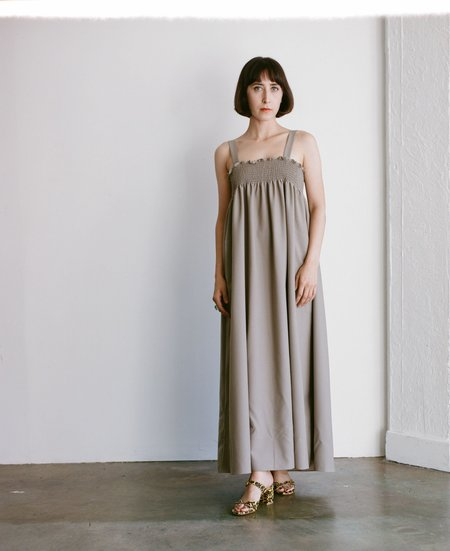 Shaina Mote Pyrenees Dress - Sage