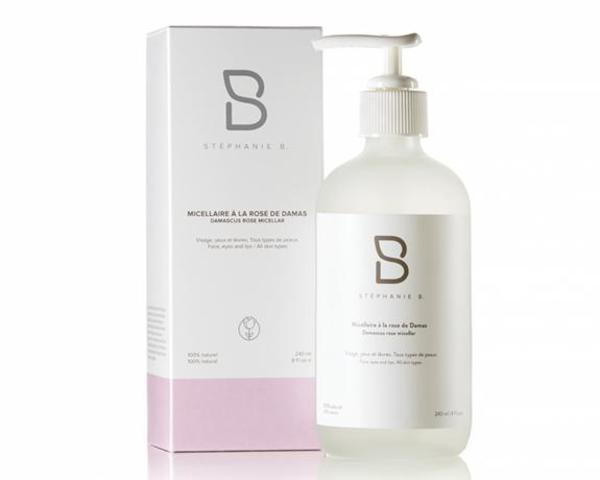 Stephanie B Damascus Rose Micellar
