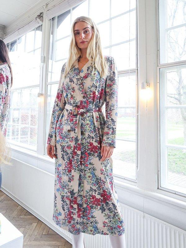 Coster Copenhagen Berry Dress - Berry Print