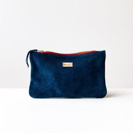 Gonthier Atelier Suede Shoulder Bag