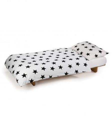 Kids Nununu Star Bedding Set - White