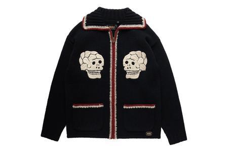 Deus Ex Machina Trappa Knit Cardigan