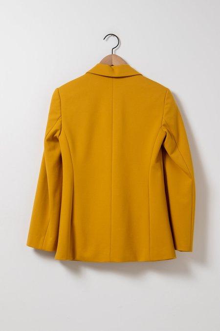 Dorothee Schumacher Emotional Essence Jacket - Goldenrod