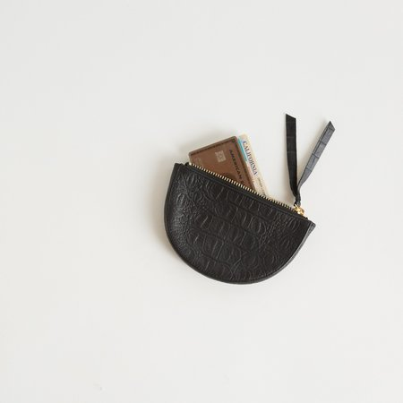Cleobella Liya Coin Purse - Black