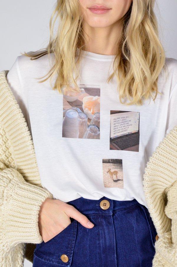 Paloma Wool Souvenir Pw Is T Shirt