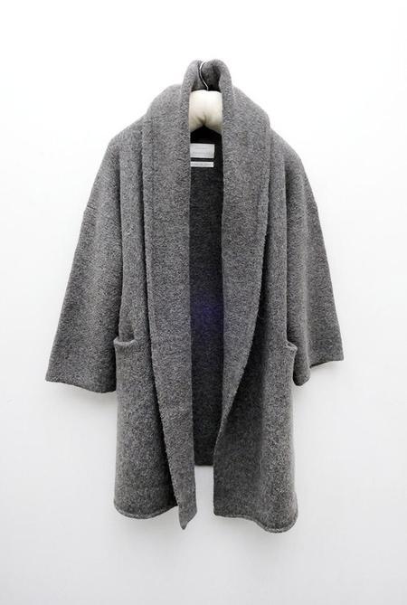Unisex Lauren Manoogian Capote Coat - Barnwood
