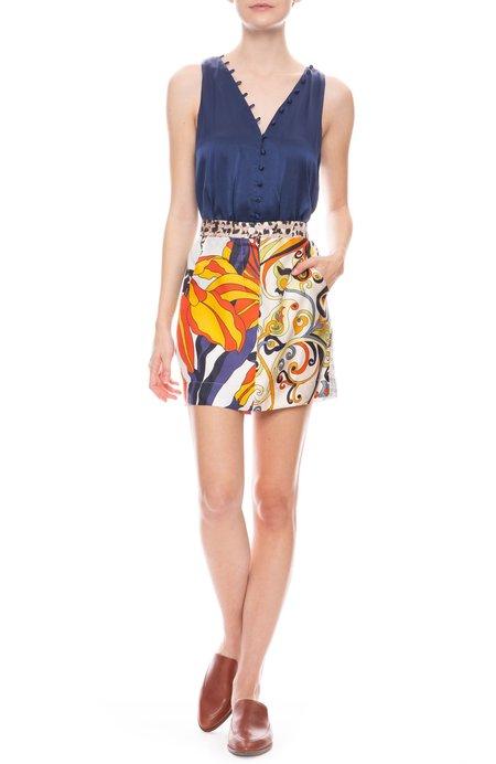 La Prestic Ouiston Mini Saint Tropez Skirt