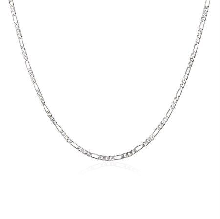 Jenny Bird Amaal Necklace - Silver