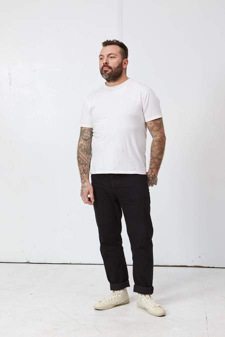 Unisex Decade Studio Alex Ezra Jeans - Black