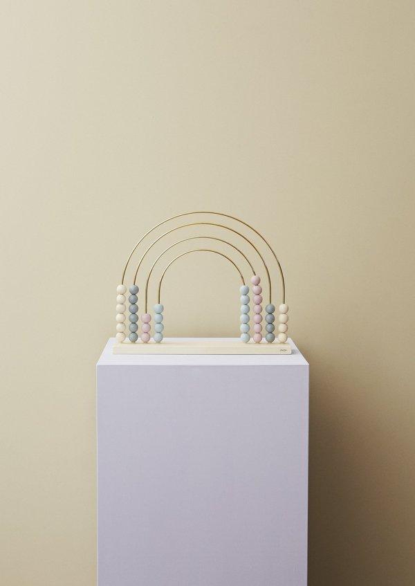 Kids Oyoy Mini Abacus Rainbow