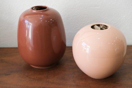 Vintage SCV Home Japanese Modernist Vase