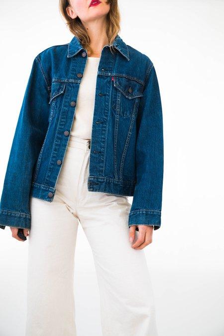Backtalk PDX Vintage Denim Jacket