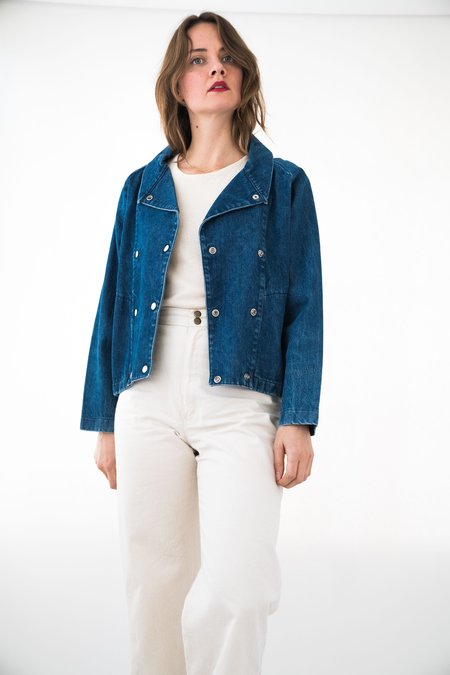 Backtalk PDX Vintage Denim Jacket - Medium wash