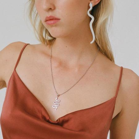 Paloma Wool Piccolo Necklace - Silver