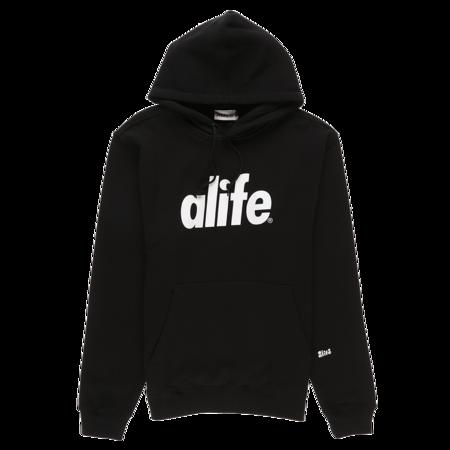 Alife Core Pullover - Black