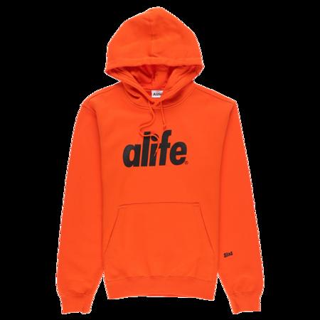 Alife Core Pullover - Orange