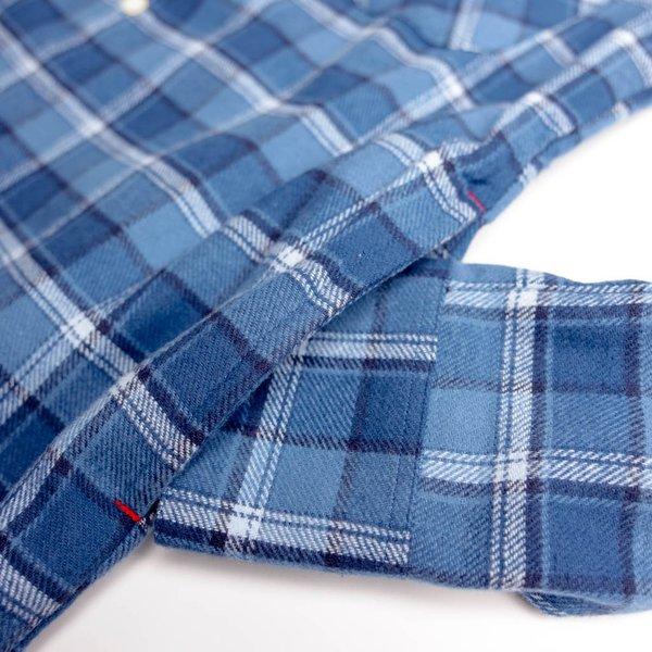18 Waits 30th Anniversary Woodsman shirt - Vintage Plaid