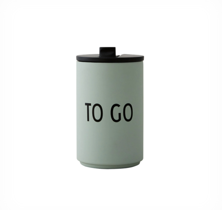 Design Letters Thermo Insulated To Go Cup