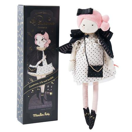 KIDS Moulin Roty Les Parisiennes Madame Constance Doll Limited Edition