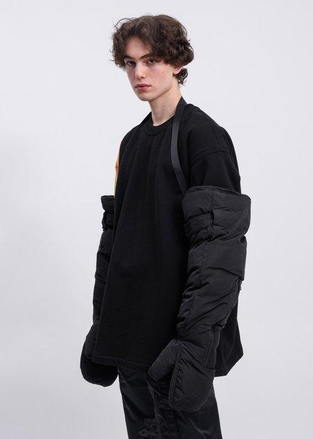 CORNERSTONE Down Gloves - Black
