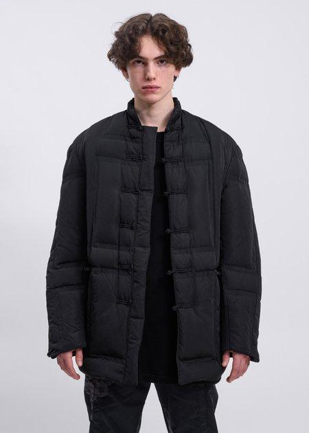CORNERSTONE Panel Puffer Tang Coat - Black
