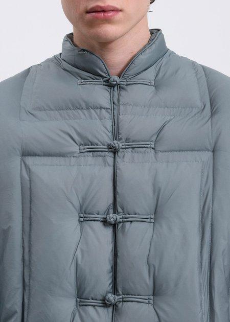 CORNERSTONE Panel Puffer Tang Jacket - Pea Green