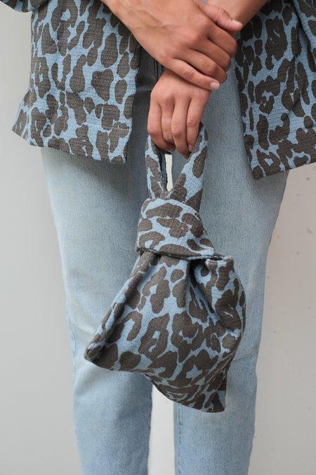 at Dawn. Leopard Mini Bag