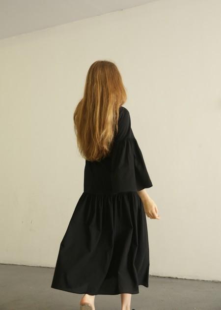 CORRELL CORRELL LOLO DRESS - BLACK